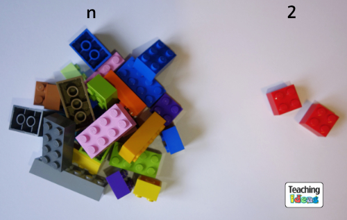 Algebra with Lego