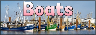 Boats Banner