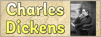 Charles Dickens Banner