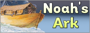 Noah's Ark Display Banner