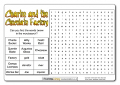math worksheet : charlie and the chocolate factory  teaching ideas : Math Factory Worksheets
