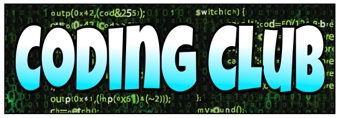 coding club banner teaching ideas