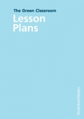 Green Classroom Lesson Plans