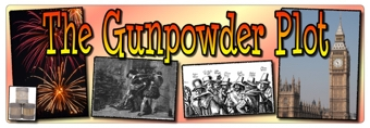 Gunpowder Plot Banner
