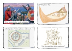 Vikings Image Bank - Cards with Captions