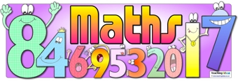 Image result for Maths banner