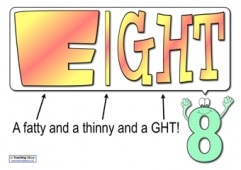 Spelling - Eight