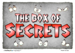 The Box of Secrets - Black and Red