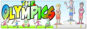 The Olympics Banner