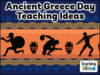 Teaching Ideas for a Greek themed Day!