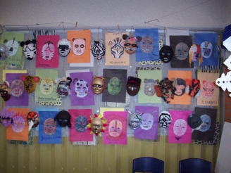Making Masks Display