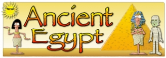 Ancient Egypt Banner