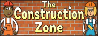 Construction Zone Banner