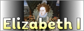 Elizabeth I Display Banner