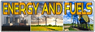 Energy and Fuels Banner