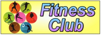Fitness Club Banner