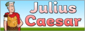 Julius Caesar Display Banner