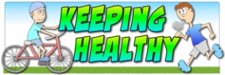 Keeping Healthy Banner