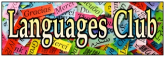 Languages Club Banner