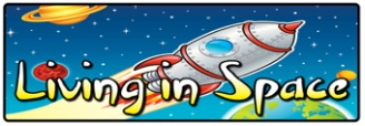 Living in Space Banner