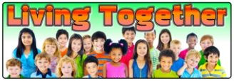 Living Together Banner