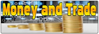 Money and Trade Banner