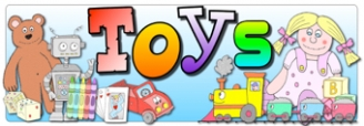 Toys Banners
