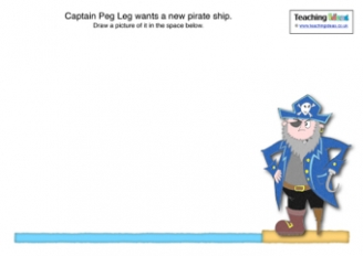 Design a Pirate Ship