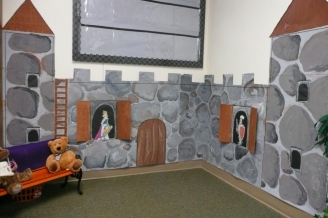 The Class Castle Display