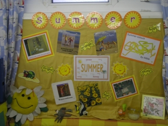 Summer Display