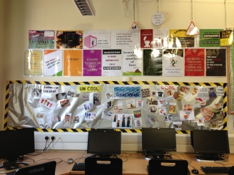 Business Cool Wall