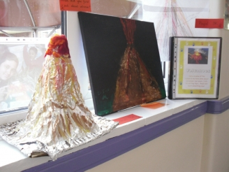 Making Volcanoes Display