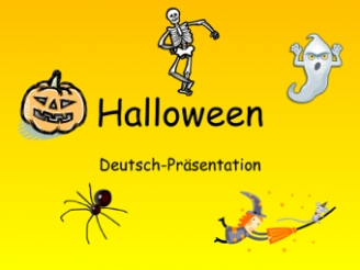 German Halloween