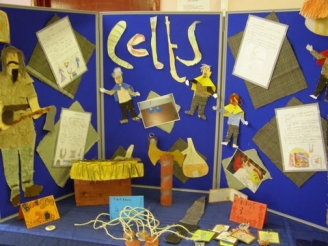 Celts Display