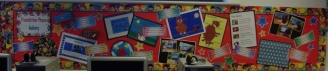 ICT in Foundation Stage Display