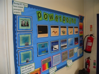 Powerpoint Display
