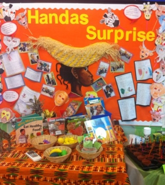 Handa's Surprise Display