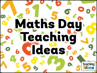 Teaching Ideas for Maths Day