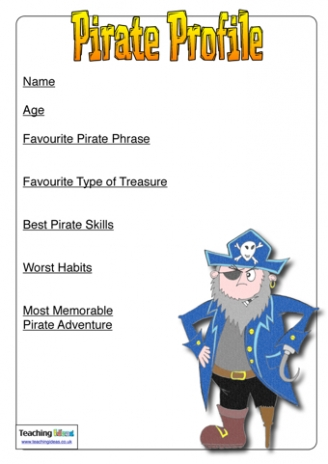 Pirate Profiles