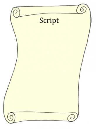 Script Display Picture