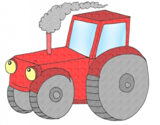 Tractor Display Picture