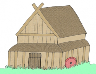 Viking houses pictures - House pictures
