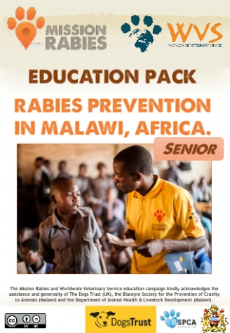 Rabies Prevention Teaching Resources