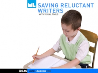 Saving Reluctant Writers