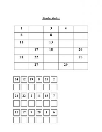 Missing Number Games For First Grade - 1000 ideas about part whole ...