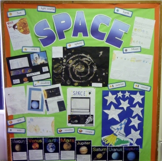 Space Display