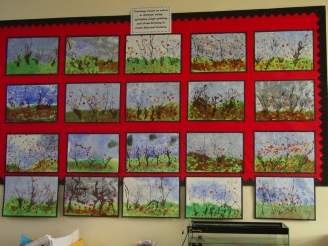 Autumn Pictures Display