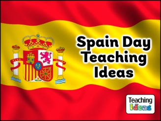 Teaching Ideas for a Spain themed Day!