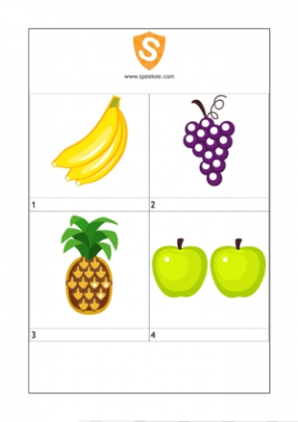 Counting Fruit