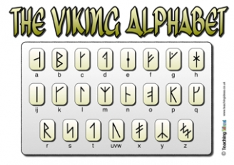 The Viking Alphabet